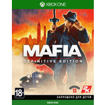 Mafia Definitive Edition (Xbox One)